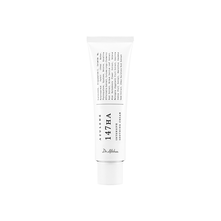 Dr.Althea Pro Lab Крем для лица AZULENE 147 HA -INTENSIVE SOOTHING CREAM, 50 мл